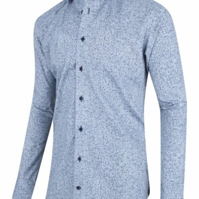 cavallaro napoli cencooverhemd blauw j style menswear