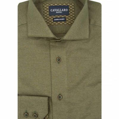 cavallaro napoli campino overhemd j style menswear