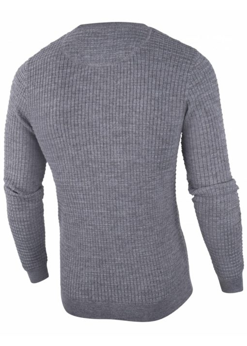 acuardio pullover cavallaro napoli grijs j style menswear yerseke