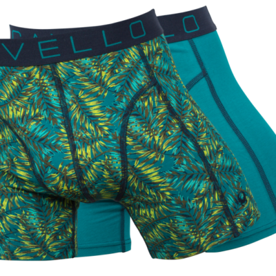 Cavello 2-pack Leafs & Green jstyle menswear