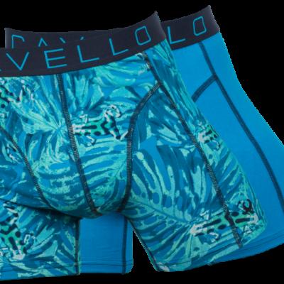 Cavello 2-pack Jungle & Blue