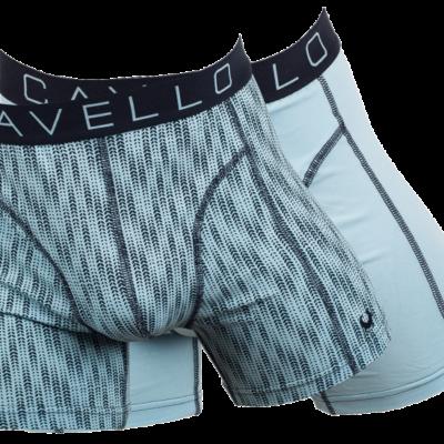 Cavello 2-pack Petals & Blue j style menswear