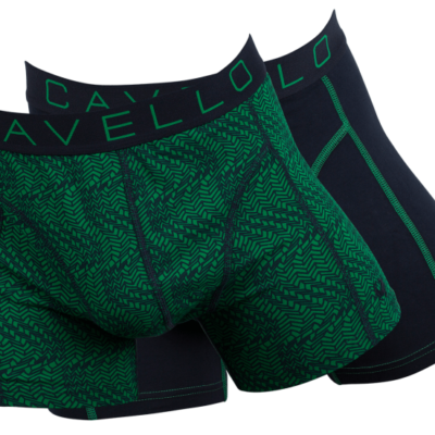 Cavello 2-pack Graphic & Green j style menswear