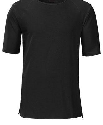 Zumo T-shirt SS Jersey Black Pumareda