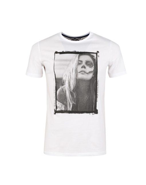 Black & Gold T-Shirt Dia de los muertos