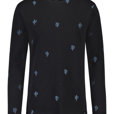 Kultivate LONG SLEEVE CACTUS FOREST