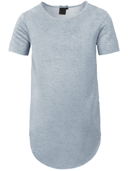 Zumo Oripoto Long T-Shirt Licht Blauw