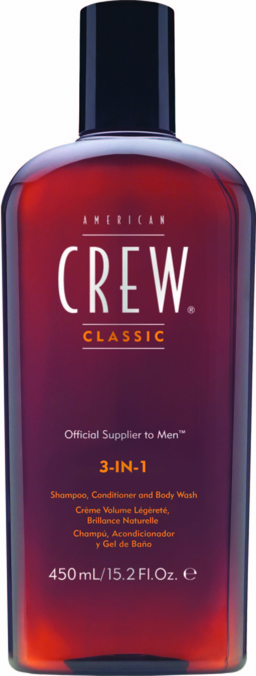 American Crew 3-in-1