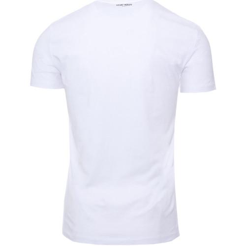 Antony Morato slim fit T-shirt met multi-colored text print