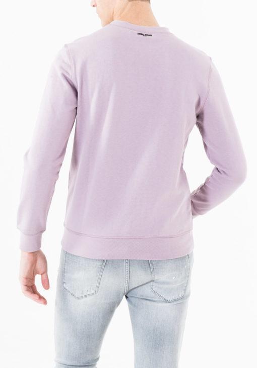 Antony Morato sweater ronde hals met lettering