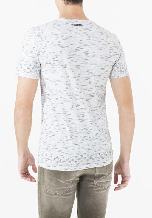 Antony Morato Jersey T-shirt met studs