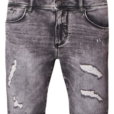 Antony Morato short damaged zwart
