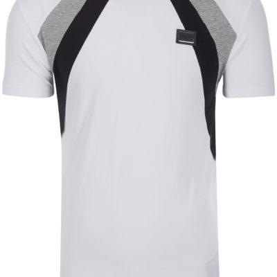 antony morato t-shirt wit grijs zwart