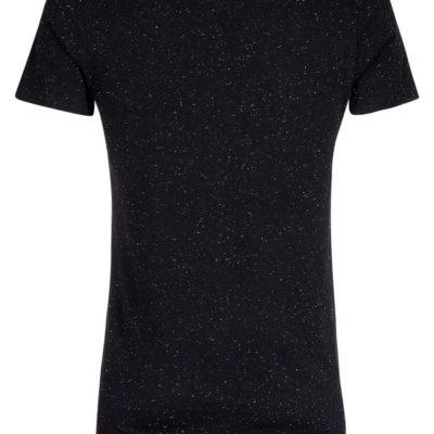 PUREWHITE NAPPY T-SHIRT BLACK