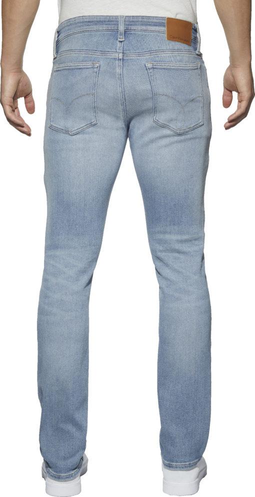 CALVIN KLEIN JEANS Slim straight jeans hamptons blue