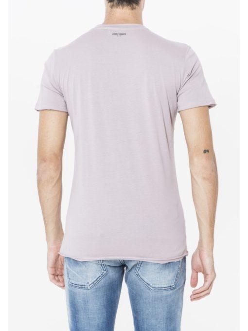 Antony Morato T-shirt cipolla met print