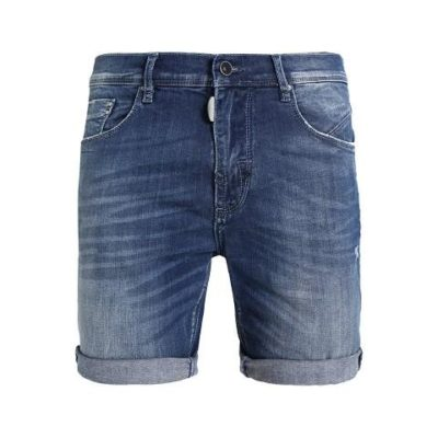 Antony Morato denim short destroyed