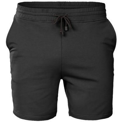 Zumo Sweat Short Black Tobruq