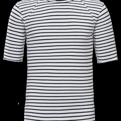 Zumo Pumareda stripe white navy