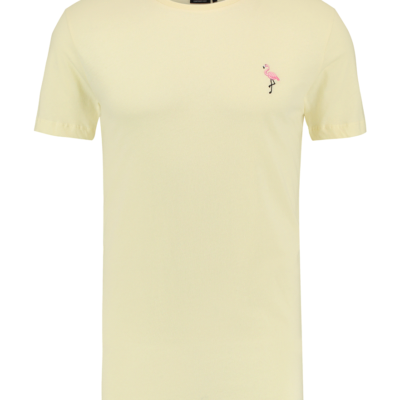 Kultivate TEE YELLOWBIRD vanilla ice