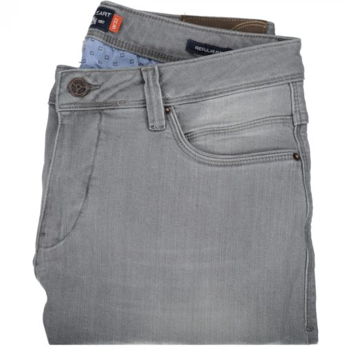 State of Art Bermuda Denim zilvergrijs uni