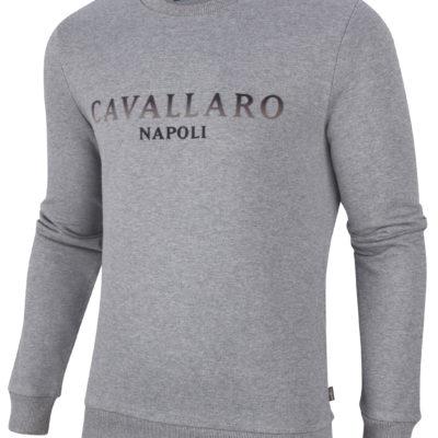 Cavallaro Napoli Mirko Sweat Grijs
