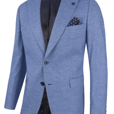 Cavallaro Napoli Gadoni Jacket Blauw