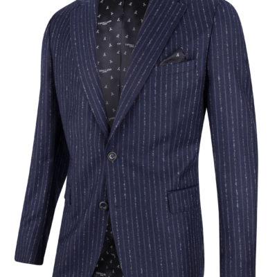 Cavallaro Napoli Grado Jacket Donkerblauw