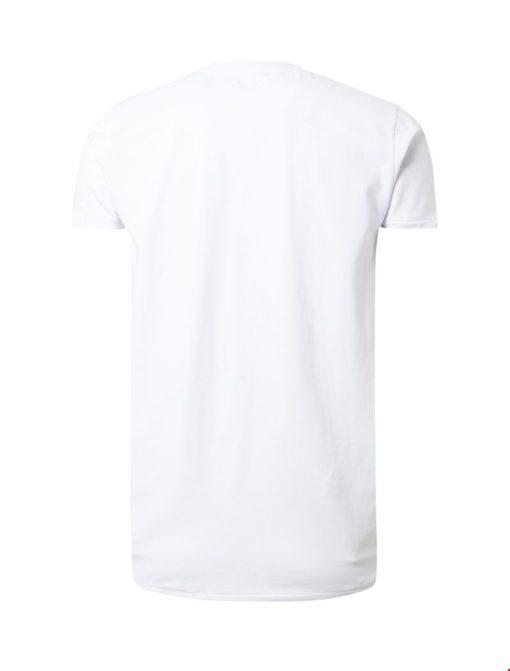 PUREWHITE Patch T-shirt wit