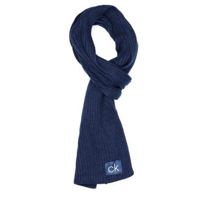 Calvin Klein Basic Dark Navy Sjaal