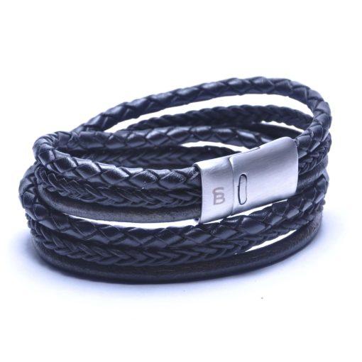 Self Made Bracelets Bonacci Black
