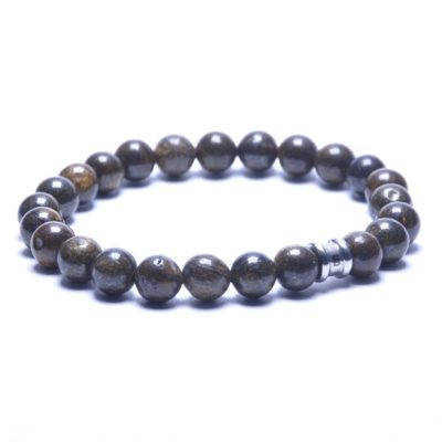 Self Made Bracelets Basic Silver / Bronzite