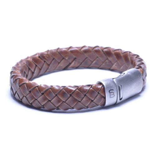 Self Made Bracelets Cornall Caramel