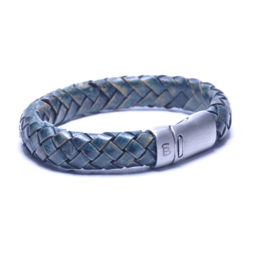 Self Made Bracelets Cornall Dark Green