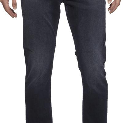 Calvin Klein Slim Jeans blue/black