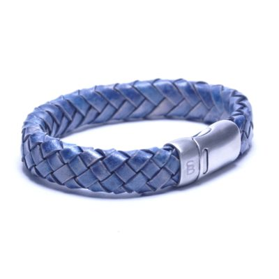 Self Made Bracelets Cornall Denim Blue