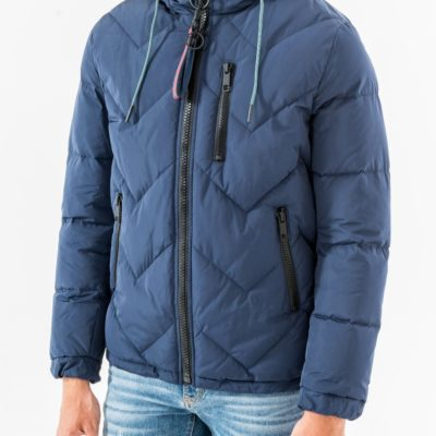 Antony Morato Hooded Jacket blauw
