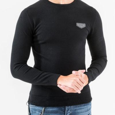 Antony Morato Crew-neck Sweater zwart