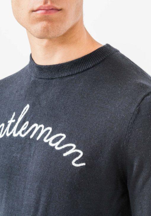 Antony Morato Crew-neck Sweater blauw