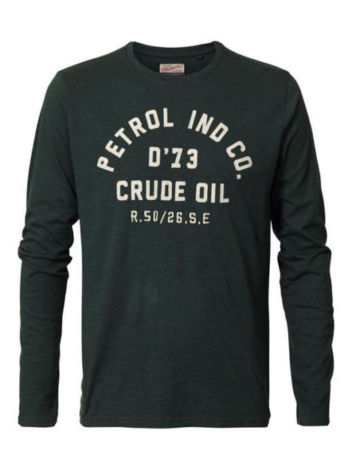 Petrol industries shirt petrol ind co.