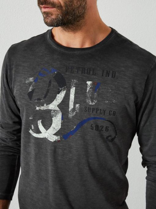 Petrol Industries T-shirt Petrol Illustratie steal