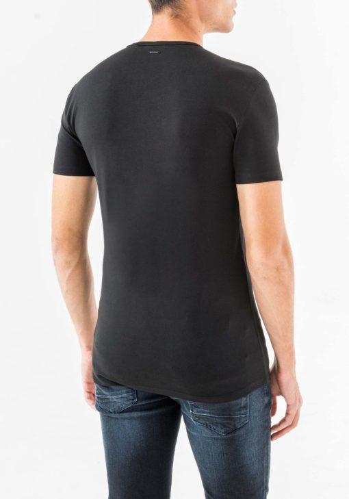 Antony Morato T-shirt met Rabbit Print zwart