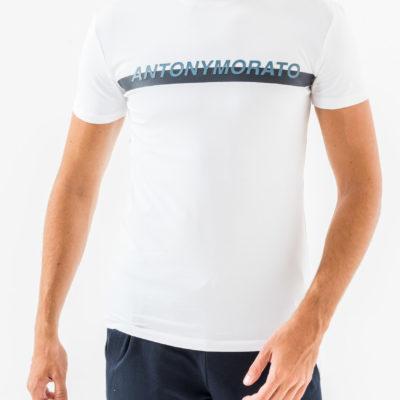 Antony Morato T-shirt met Logo wit