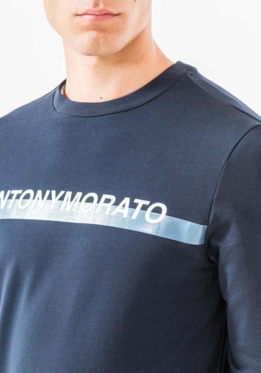 Antony Morato Round-neck Sweater blauw