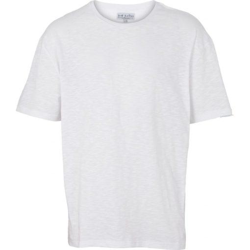 just junkies t-shirt oversized wit