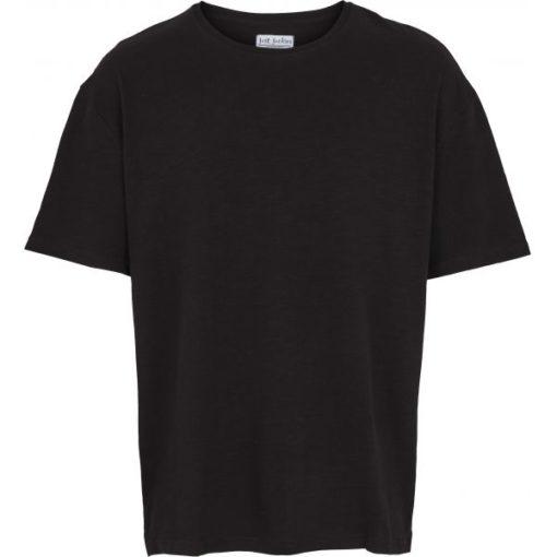 Just Junkies t-shirt oversized zwart