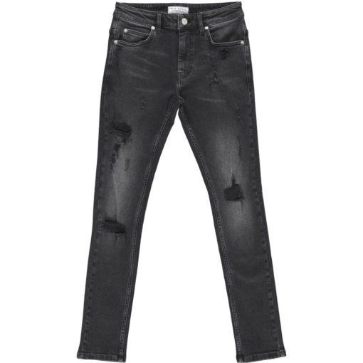 Just Junkies ozon black slimfit jeans