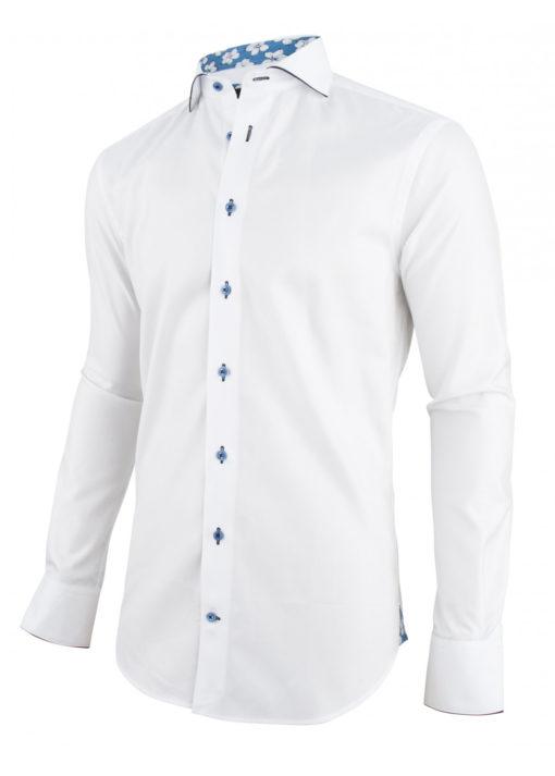 Cavallaro Napoli overhemd wit