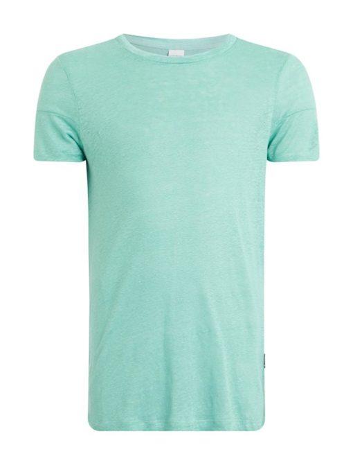 purewhite t-shirt groen