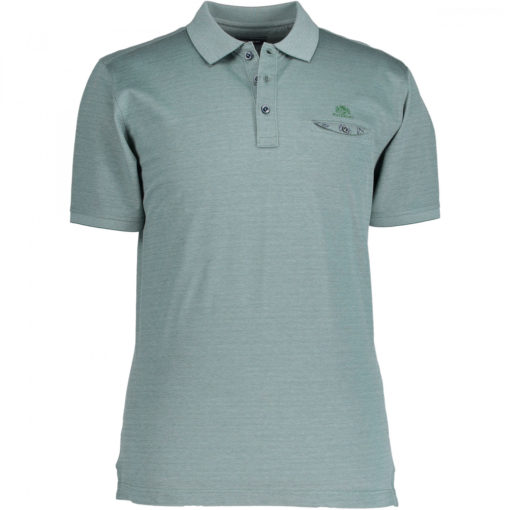 State of art poloshirt groen